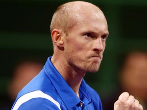 Result: Davydenko knocks out Simon