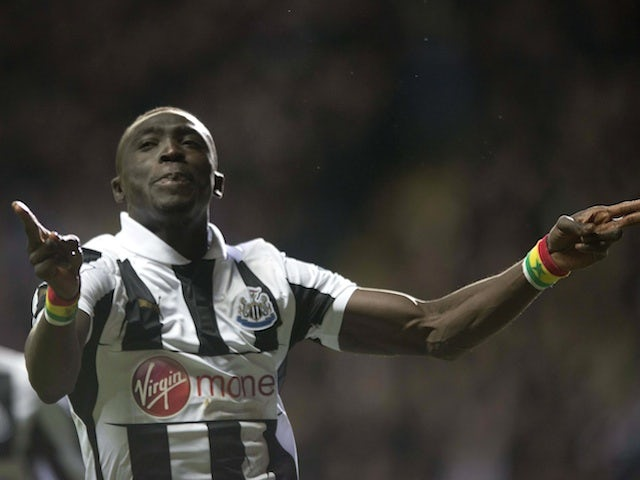 Result: Late Cisse goal sends Newcastle through