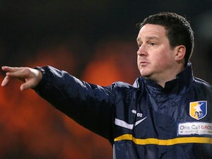 Cox wants Mansfield to progress