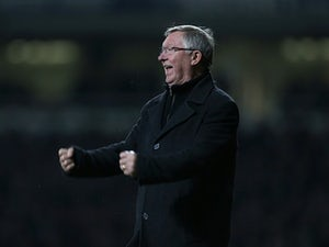 Ferguson: 'Tie within our grasp'