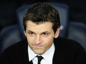 Vilanova nearing Barca return