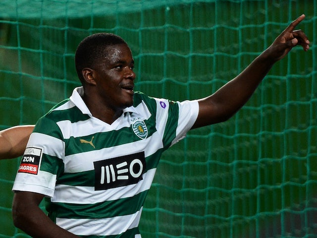 Result: Sporting strike late to beat Belenenses
