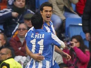 Result: Sociedad, Levante share the spoils