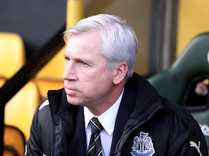 Pardew looks to experience