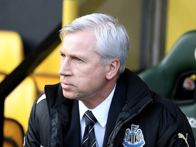 Pardew: 'I don't fear sack'