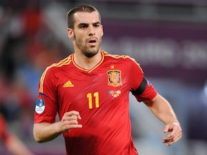 City trio make Spain squad