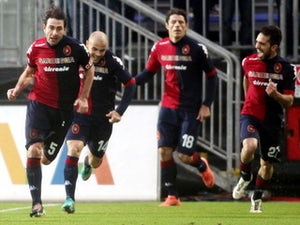 Cagliari to leave Is Arenas