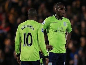 Team News: Benteke left out of Villa squad