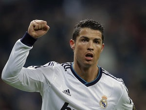 Ronaldo to miss Madrid derby