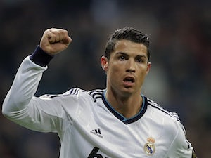 Half-Time Report: Ronaldo penalty puts Madrid ahead in Clasico