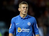 Peterborough United's Daniel Kearns on August 1, 2012