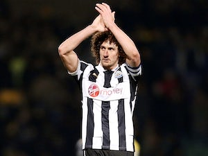 Coloccini to leave Newcastle in the summer?