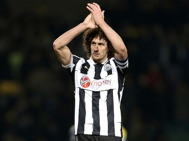 Coloccini 'committed' to Newcastle