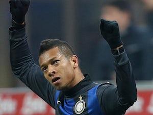 Guarin: 'We're not afraid of Milan'