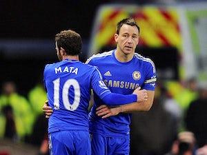 Benitez unsure of Terry return