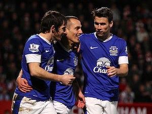 Jagielka hails Everton full-backs