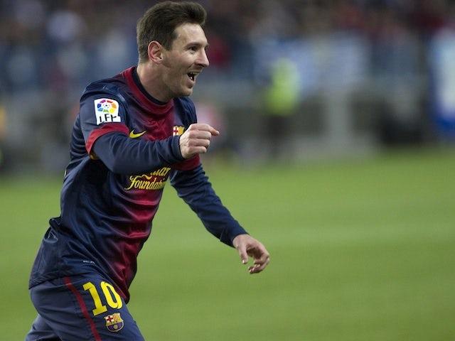 Preview: Barcelona vs. Getafe