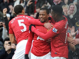 Evra expects West Ham battle