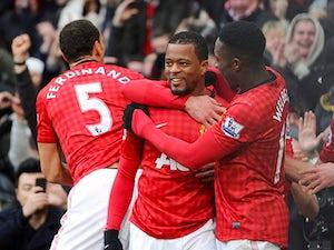 Patrice Evra considering United future