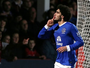 Fellaini: 'Refs are scared of my hair'