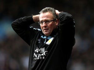 "Paul Lambert: ""It was never a penalty"""
