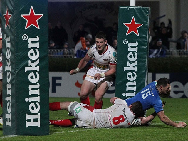 Result: Leinster edge out Chiefs