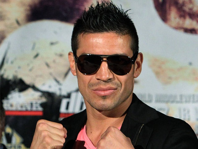 Sergio Martinez on July 2, 2012