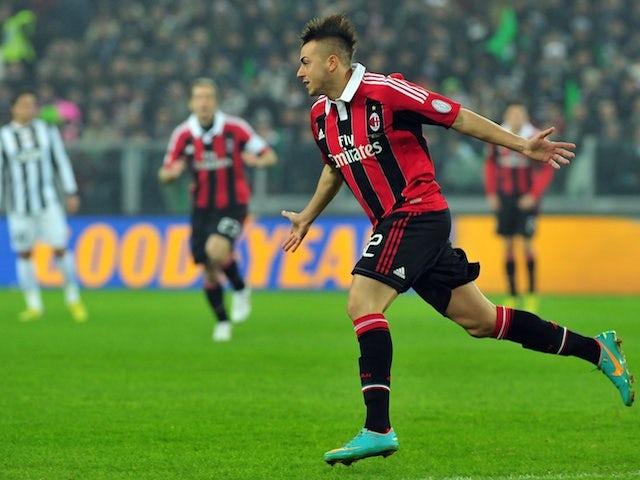 Milan reject £25m El Shaarawy bid