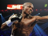 Timothy Bradley on June 10, 2012