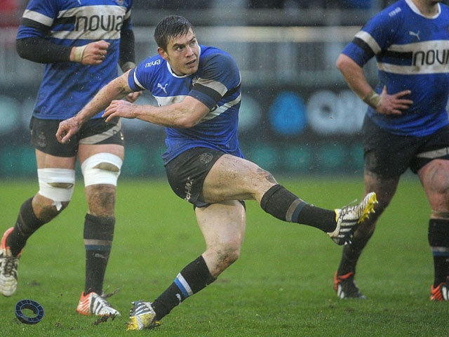 Result: Late tries seal win for Bath