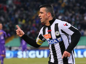 Guidolin urges Di Natale to carry on