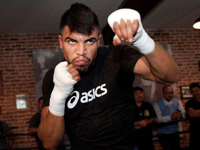 Victor Ortiz on June 20, 2012