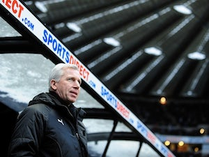 Pardew excited by
