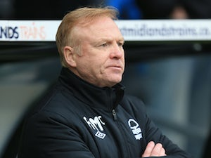 McLeish steps down from Forest