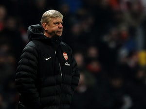 Wenger happy with attacking options