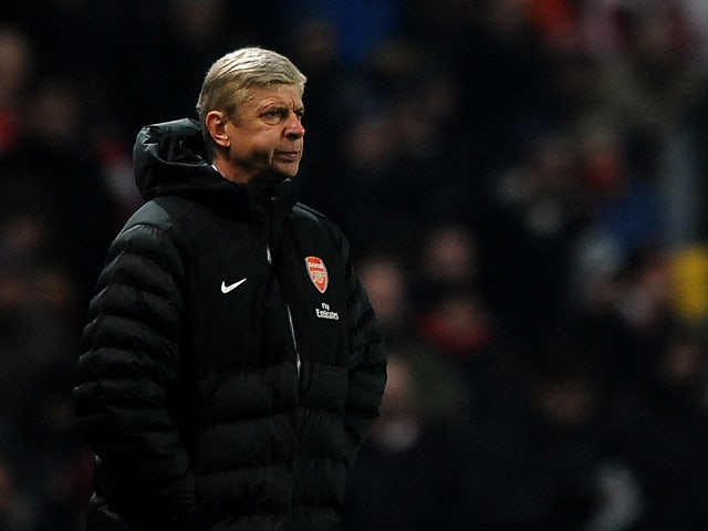 Wenger: 'First-half slips are psychological''