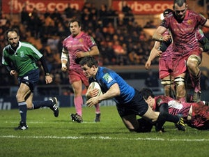 Result: Leinster through to final