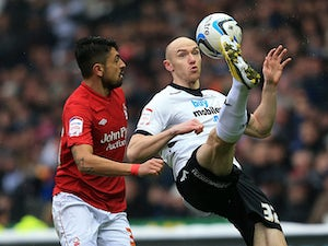 Live Commentary: Derby 1-1 Forest - as it happened