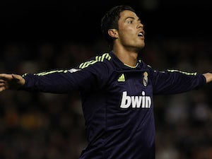 Ronaldo delighted with new record