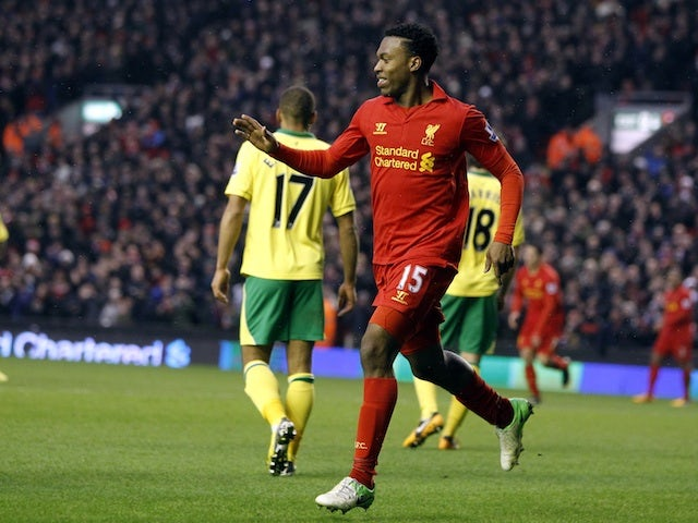 Sturridge expected to miss England friendly