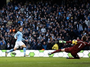 Live Commentary: Man City 2-0 Fulham - as it happened