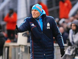 Baup delighted with Marseille victory