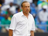 Gernot Rohr on February 5, 2012