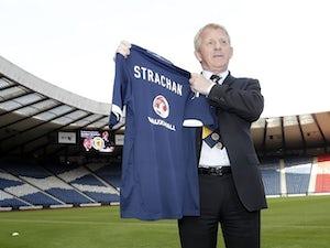 Team News: Strachan names first Scotland lineup