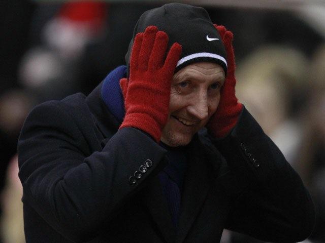 Half-Time Report: Goalless at Selhurst Park
