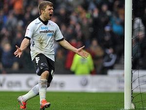 Result: Derby smash Huddersfield