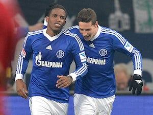Team News: Draxler returns for Schalke