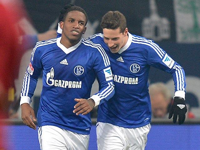 Schalke target Draxler stay beyond 2014