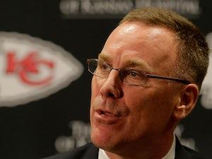 Dorsey: 'No obvious top quarterback in draft'