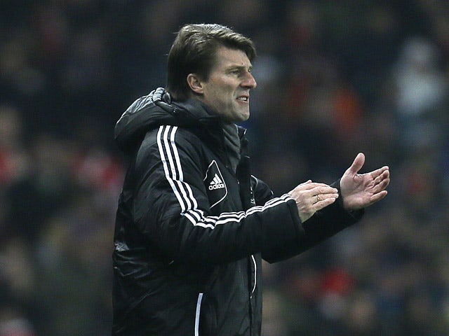 Laudrup: 'We are worthy finalists'